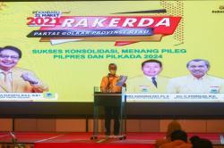 Syamsuar: Riau Siap Tuan Rumah Deklarasi Airlangga sebagai Capres 2024