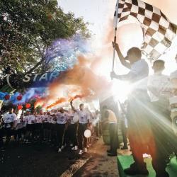 Fun Run 5 K, Upaya Ajak Masyarakat Cegah Karhutla dan Hidup Sehat