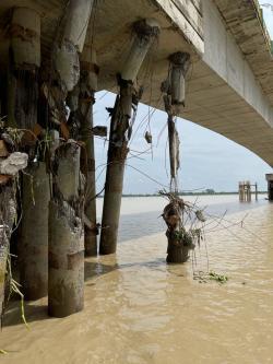 Pemprov Bentuk Tim Investigasi Jembatan Padamaran
