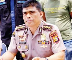 Plt Bupati Bengkalis Jadi DPO Polda Riau