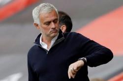 Mourinho Senang dengan Reaksi Pemain Tottenham