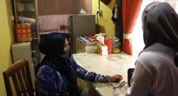 BIN Riau Laksanakan Vaksinasi Dor to Dor