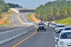 Touring Pekanbaru-Dumai, WCI Riau Promosikan Tol dan Pariwisata
