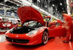 Ferrari Berhenti Produksi hingga 27 Maret
