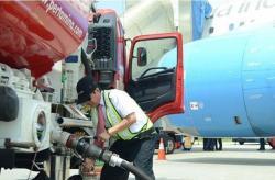 Pertamina Sediakan 10 Ribu KL Avtur per Bulan di Semua Bandara