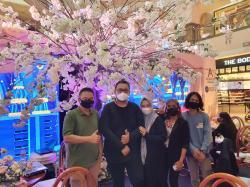Wedding Expo Mall SKA 2021, Tampilkan Konsep Megah