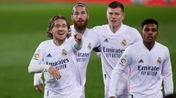 Mourinho Ingin Pulangkan Modric ke Tottenham
