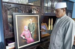 Almarhum Bilang ke Istri Bakal Terima Penghargaan