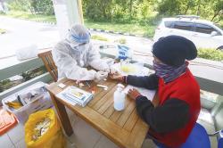 Lagi, 27 Pasien Positif di Riau Sembuh