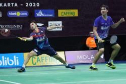 Rian/Daniel Sukses Raih Dua Kemenangan