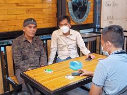 Kapolres Bengkalis Temui Pimpinan FPI di Duri, Minta Patuhi Keputusan