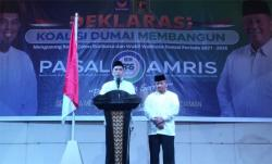 Pasangan PAS Deklarasi Koalisi Dumai Membangun