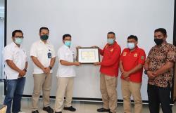 PT Timah Riau-Kepri Terima Penghargaan dari Kemnaker RI