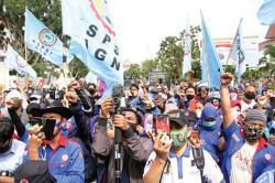 Pekerja Diklaim Tak Minat dengan Partai Buruh