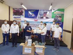 Komunitas Masyarakat Tionghoa Riau Gandeng PWI Riau Sukseskan Gerakan 1.000 Kantong Darah