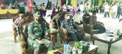 TNI-Polri Gelar Vaksinasi di Bantan