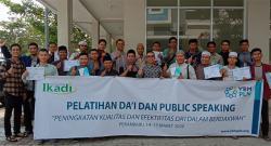 YMB PLN UIP Sumbagteng Gelar Pelatihan Dai dan Public Speaking