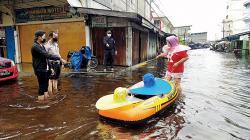 Kepulauan Meranti Kembali Dilanda Banjir