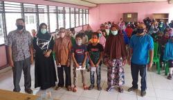 Ratusan Anak Yatim-Fakir Miskin Diberi Santunan
