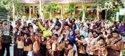 Tujuh Sekolah Ikuti LS2PBM di SDN 60