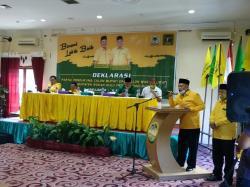Tokoh Masyarakat Riau dan Pendiri Rohul Siap Menangkan Hamulian-Topan