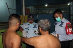 Razia, Petugas Lapas Bengkalis Temukan Barang Terlarang, Ini Jenisnya