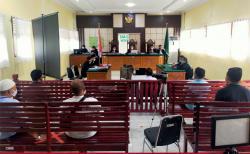 JPU Ajukan Banding Atas Putusan Satu Kadis dan Lima Kades