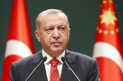 Turki Diberi Sanksi AS, Erdogan Ngamuk