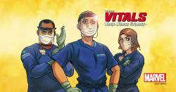 Marvel Jadikan Perawat Superhero di Komik Terbaru
