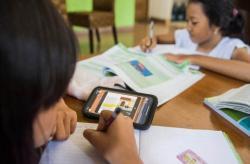 70 Persen Ibu Merasa Sekolah Daring Tidak Efektif