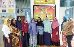 Mahasiswa Kukerta Unri Edukasi Masyarakat