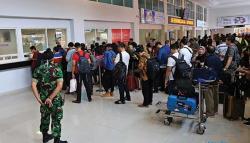 Merapi Erupsi, Bandara Adi Soemarmo Ditutup 6 Jam