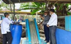 Olah Kotoran Sapi jadi Biogas