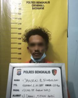 Lagi, Polisi Ringkus Pengedar Narkoba di Mandau