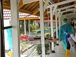 Hasil Uji Sampel Negatif, Satu Pasien Suspect Corona di RSUD Arifin Achmad Dipulangkan
