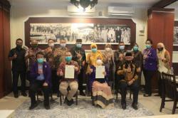 Unilak dan PDGI Riau Jalin Kerja Sama