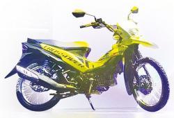 Suzuki Luncurkan Raider J Crossover