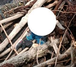 Mayat Mr X di Tepian Pantai Muntai Warga Negara Filipina