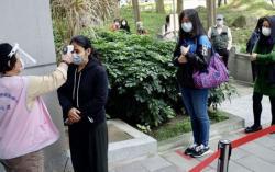 Tak Ada Lagi Kasus Baru, Taiwan Berhasil Tekan Pandemi Covid-19