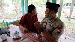 Proyektil Peluru di Tubuh MD Penyerang Polisi Akan Dikeluarkan