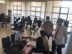 Sidang Pelanggar Prokes di Siak, Bayar Denda Rp50 Ribu