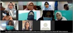 Kinerja Penelitian Dosen IBT Pelita Indonesia Naik Kelas