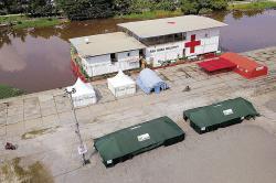Rumah Sakit Apung Segera Beroperasi