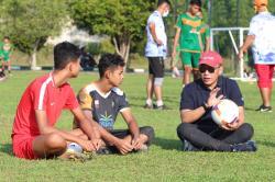 Empat Pemain SSB PTPN V Berjuang Perkuat Garuda Muda Timnas U-16