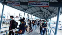 Sejumlah Oknum Anggota DPRD Meranti Tolak Didata oleh Pengawas Prokes