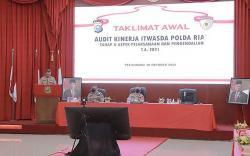 Polda Lakukan Audit Kinerja Tahap II