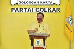 Airlangga: Kader Golkar Harus Jadi Contoh Perwujudan Pancasila