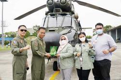 RS Awal Bros Gelar Simulasi Evakuasi Korban Karhutla