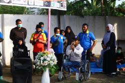 Disabilitas Harus Sehat dan Mampu Manfaatkan Teknologi Digital