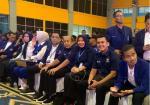 M Maliki Hadiri Rakorsus Nasdem Se-Indonesia